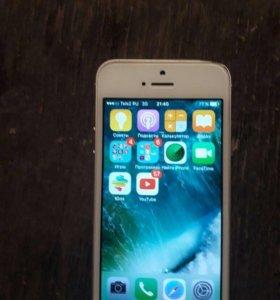 Продаю iPhone 5s, 16 гб