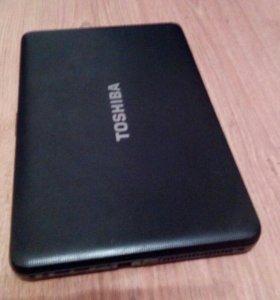 Ноутбук Toshiba satelite c850d-c7k
