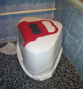 Кошачий туалетик