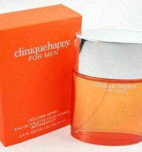 Clinique Happy Clinique, мужской парфюм.