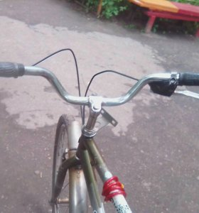 Велосипед со скоростями срочно