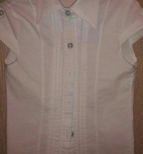 Рубашки для школьницы