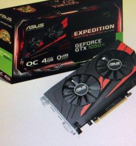 Видеокарта asus GeForce GTX 1050,