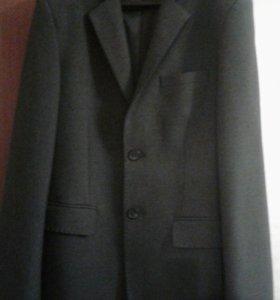Пиджак школьный б/у