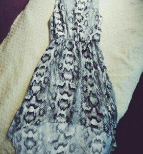 Платье H&M  из шифона
