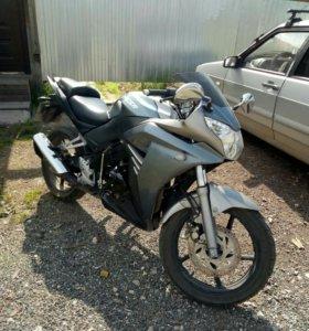 Мотоцикл Racer RC250CS