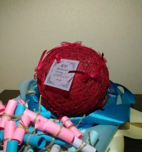 Подарок ручной работы для девушки. 101 причина