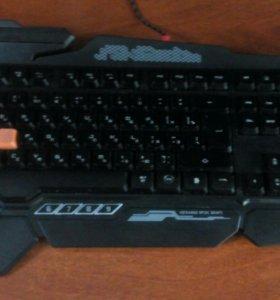 Клавиатура игровая BLOODY B314