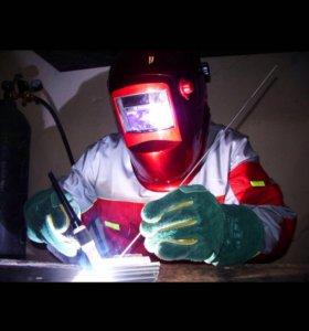 Сварка. Изготовление металлоконструкций.