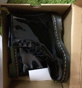 Ботинки Dr.Martens Black Noir