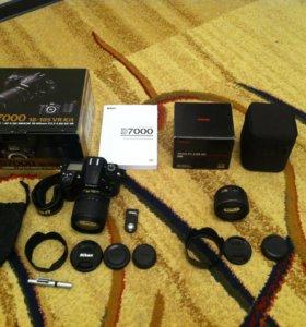 Nikon d7000 18-105 VR + Sigma 30mm F1.4 EX DC HSM