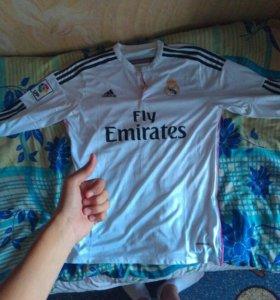 Форма футбольная Real Madrid