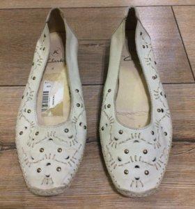 Макасины (туфли) из мягчайшей, натуральной кожи