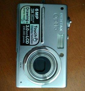 Фотоаппарат Pentax optio T10