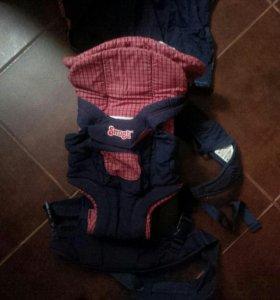 Рюкзак кенгуру Snugli