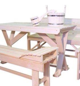 Мебель и аксессуары для бани