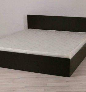 """Кровать Новая """"Венге"""" 180 см!!!"""