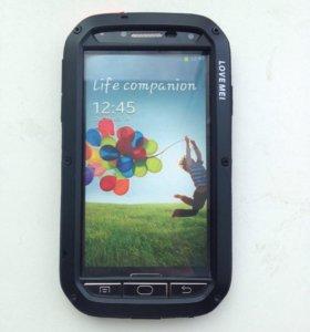 Чехол-броня Samsung Galaxy S4