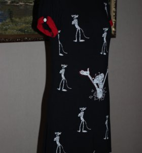 Необычное платье S