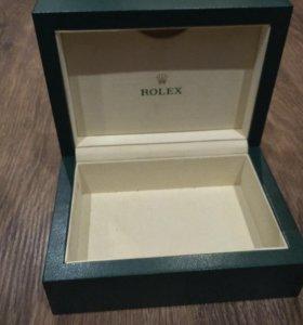 Коробка от часов Rolex оригинальная