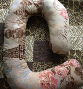 Подушка для беременных и кормящих Памагуша