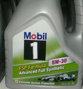 Моторное масло Mobil esp formula 5w30