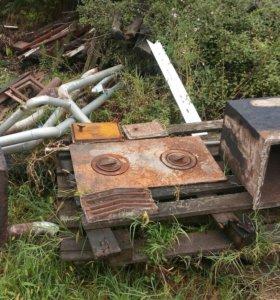 Аксессуары для дровяной печки