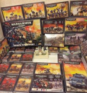 Наборы миниатюр Warhammer