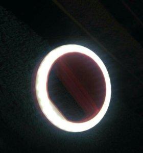 Новое селфи-кольцо