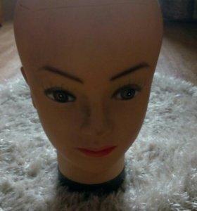 Манекен голова