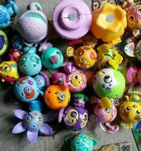 Игрушки Zoobles набор