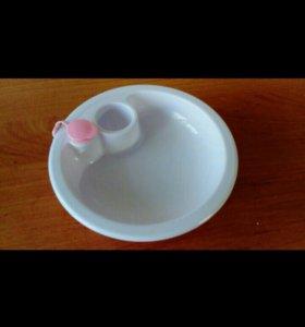 Чашка с подогревом детская