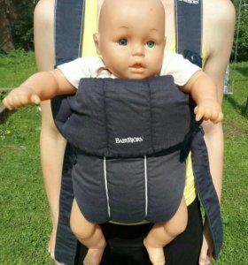 Кенгурятник детский