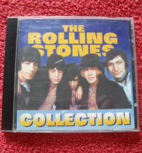 Диск CD -The Rolling Stones (1963-1967 гг.)