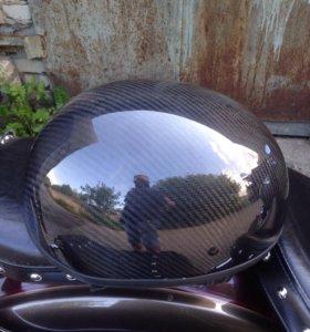 Шлем мотоциклетный Карбон