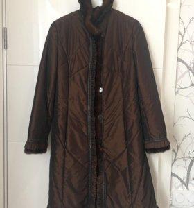 Пальто осень-зима, 46-48