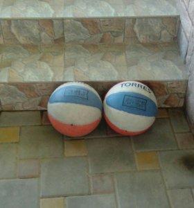 Мячи TORRES баскетбольные