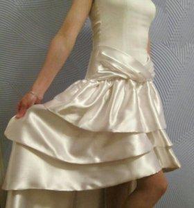 платье на свадьбу и выпускной