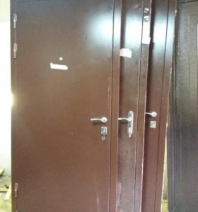 Дверь заказная. Заводская