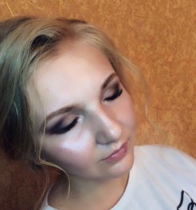 Причёска, макияж, коррекция и биотатуаж бровей