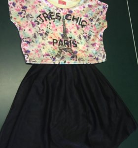 Платье на подростка