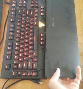 Игровая клавиатура GAMDIAS