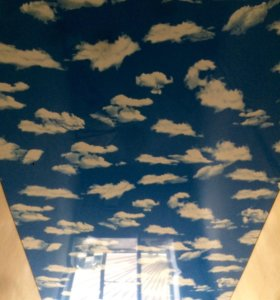 Потолок.Ремонт