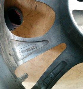 Колёса Pirelli Cinturato P7 + Диски