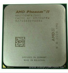 Процессор amd phenom ii x2 550 black edition