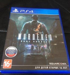 Murdered: Soul Suspect для PlayStation 4