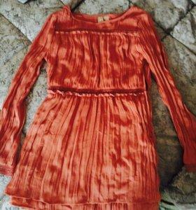Платье новое h &m