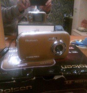 Фотоаппарат-мини(сенсорный)