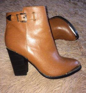 Ботинки осенние (новые)