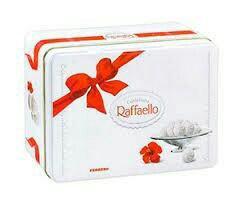 конфеты Raffaello и Ferrero Rocher